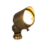 Brass LED Spotlight