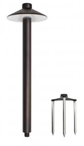 Brass LED Premium Pathway Light